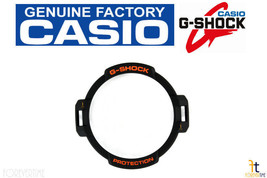 CASIO G-1400 G-Shock Original Black Rubber Watch Bezel (Top) Case Shell GW-4000 - $16.15