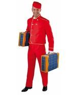 Bell Boy / Buttons / Hotel Porter Costume  - $44.17