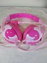 My Little Pony Pinkie Pie Adjustable Headphones 2013 GUC work - $21.99