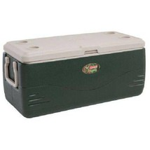 New - Coleman Xtreme 150 Qt Cooler Green Camping Outdoor Tailgate Picnic... - $72.09
