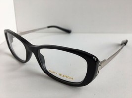 New TORY BURCH TY 6220 9013 Black 49mm Rx Women's Eyeglasses Frame #6 - $89.99