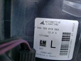 06-11 Cadillac DTS HID Xenon Headlight Head Light Lamp Set LH & RH -POLISHED image 9