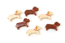 6 Cute Dachshund Clips for Paper - $16.50