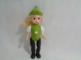 "2010 McDonald's Madame Alexander Gretel Doll 5"" - no skirt - $1.86"