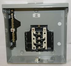 GE TLM612RCUP Main Lug Outdoor Surface Mount 6 Spaces 125 Amps image 5