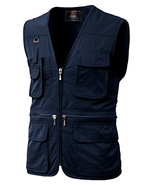 H2H Mens Fashion Casual Work Utility Hunting Travels Sports Vest With Mu... - $26.73