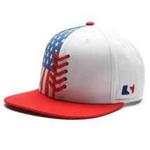 4th Of July Star Flag Baseball Cap Women Men Snapback Bone Hip Hop Natio... - €16,47 EUR