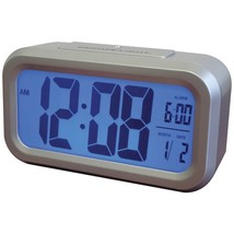 Westclox 70045 Smart Backlight Alarm Clock - $29.97