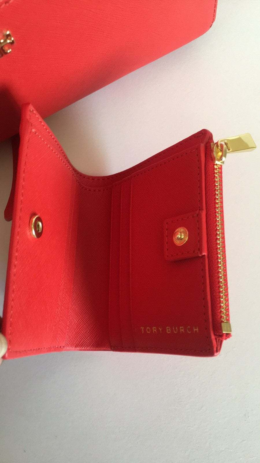 Tory Burch Emerson Backpack Mini Wallet