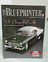 AMT Ertl Blueprinter Newsletter Volume 13 Issue 4 1999 55 Chevy Bel Air - $10.39