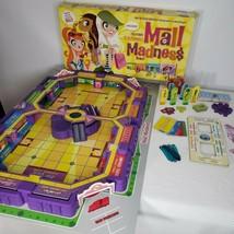 Milton Bradley 2004 Mall Madness Board Game 100% Complete Original Box  - $69.25