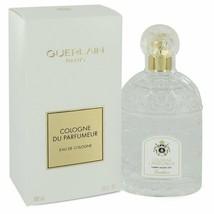 Cologne Du Parfumeur by Guerlain Eau De Cologne Spray 3.3 oz for Women - $75.00
