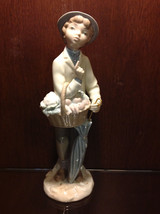 Lladro 4726  Little Gardener 1970-78 - $128.69