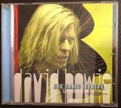 David Bowie BBC Radio Theatre CD Live June 27 2000 Limited - $24.00
