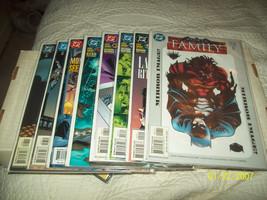 BATMAN FAMILY #1-8 (COMPLETE MINI-SERIES) - $19.50