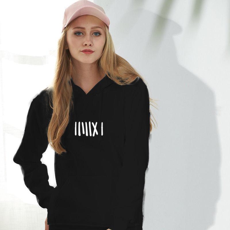 KPOP BLACKPINK Hoodie LISA Pullover WHISTLE Sweatershirt JISOO JENNIE Rose