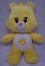 """Care Bears SOFT YELLOW FUNSHINE BEAR 8"""" Plush STUFFED ANIMAL Toy NEW - $16.34"""