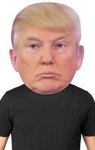 Donald Trump Mask Big Huge President Political Adult Halloween Costume S... - $36.99
