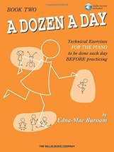 A Dozen a Day Book 2 - Book/Audio [Paperback] [Aug 01, 2005] Burnam, Edn... - $18.76