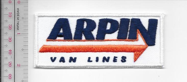 Vintage trucking   van lines rhode island arpin van lines west warwick  ri 12.99