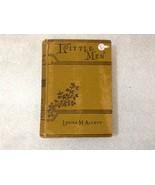 Little Men by Louisa M. Alcott Antique Hardcover Book - $198.00