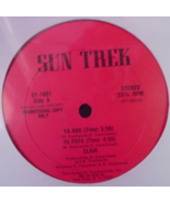 Clair - Ya Dog / Ya Papa - Boogie Funk - Sun Trek ST 1001 - Promo - SEALED - $24.00