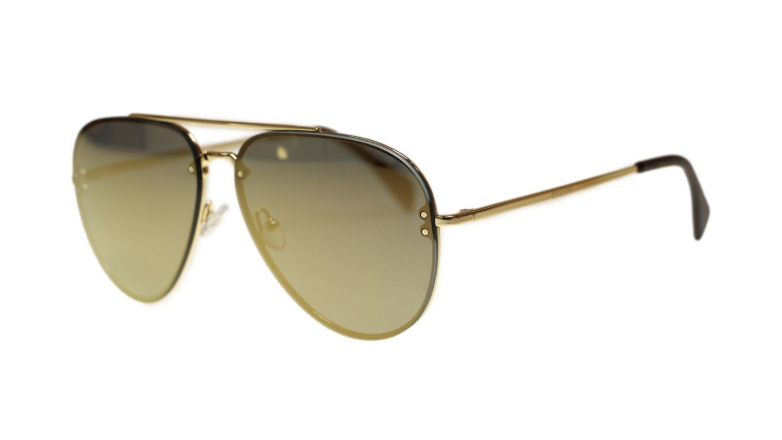 1ba4e0fb6ec S l1600. S l1600. Previous. Celine Unisex Sunglasses Cl41391 J5G MV Gold Bronze  Lens Aviator Authentic
