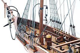 """CSS Alabama Confederate Civil War Tall Ship 32""""... - $647.75"""