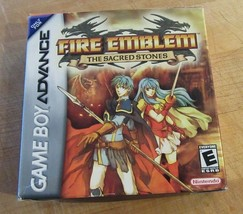 Fire Emblem: The Sacred Stones (Nintendo Game Boy Advance, 2005) - $118.79