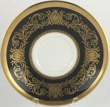 Aynsley Imperial Onyx 193 saucer - $15.00