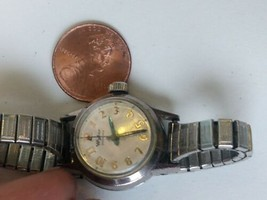 Wyler Incaflex Waterproof Swiss 2818/8-707 Watch Vintage - $30.00