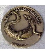 RARE 2002 BROOKGREEN GARDENS ALLIGATOR AND STRIPED BASS By Elliot Offner - $199.95