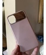 Apple Case for iPhone 11 pink - $8.91