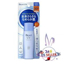 Biore KAO UV Perfect Face Milk Sunscreen Water SPF50+ PA++++ 40ml  US Se... - $9.74