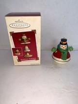 Hallmark Keepsake Ornament Snowman Surprise 2003 - $7.50