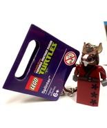 LEGO - 850838 - Exclusive Teenage Mutant Ninja Turtles - Splinter Key Chain - $9.85