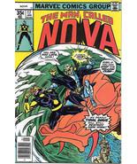 The Man Called NOVA Comic Book #17, Marvel Comics 1978 VERY FINE/NEAR MINT - $6.66