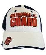 Dale Earnhardt Jr Chase Authentics NASCAR National Guard Groove Hat - $9.95