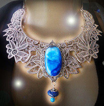 HAUNTED NECKLACE 11,000X THE TOP OF THE WORLD EXTREME MAGICK MYSTICAL TREASURE - $447.77
