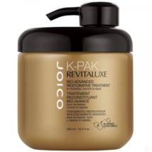 Joico K-Pak Revitaluxe Bio-Advanced Restorative Treatment 16.2oz - $55.58