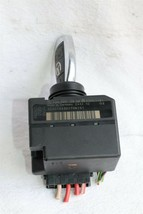 Mercedes Ignition Start Switch Module & Key Fob Keyless Entry Remote 2205450308 image 1