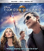 Disney Tomorrowland [Blu-ray+DVD+Digital]