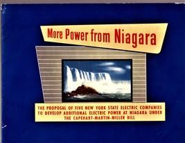 More Power From Niagara - $3.50