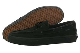 Original Vans Zapato Del Barco VN-0XC3186 Mono Black Canvas Casual Men - €50,11 EUR