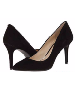 Jessica Simpson Lory pump heels pointed toe black 6 - $68.88