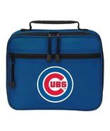 CHICAGO CUBS LUNCHBOX WITH REMOVABLE TRAY - $23.95