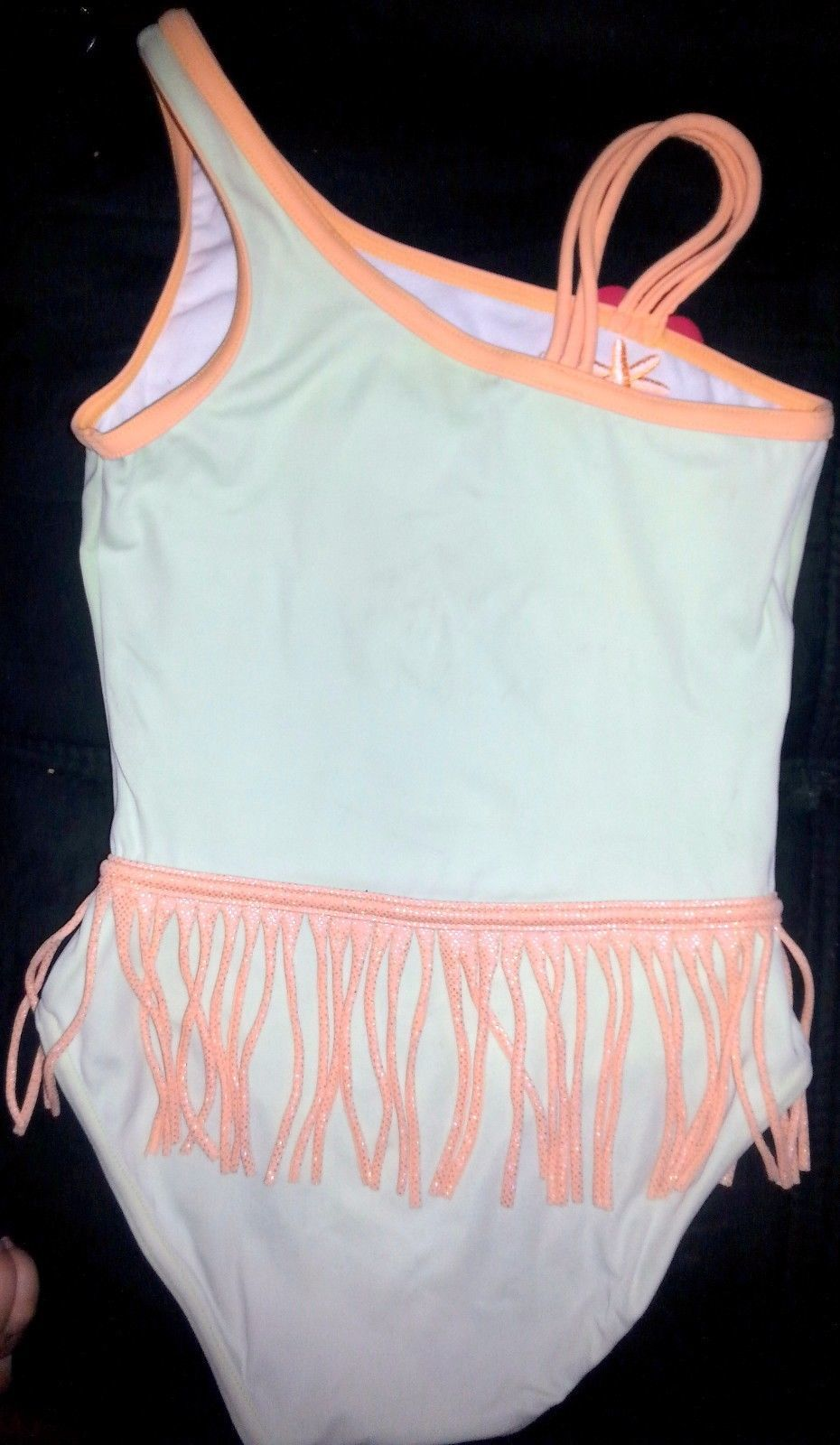 8caf1adaa7f49 Lilo and Stitch Bathing Suit Kids Girls size 6 Beach Beach Aloha Disney  Gift *
