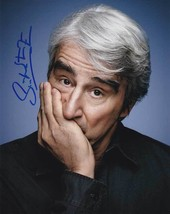 Sam Waterston In-Person AUTHENTIC Autographed Photo COA SHA #72190 - $85.00