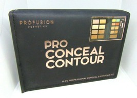 PROFUSION PRO CONCEAL CONTOUR 19Pc Professional Kit 0.71oz/20g  - $22.72