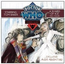 Doctor Who: Demon Quest, A Shard Of Ice - Audio/Spoken CD ( New Sealed ) - $10.80